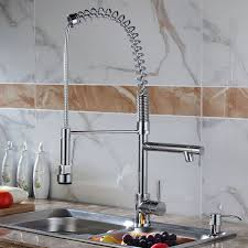 modern kitchen faucet brass with chrome finish 82h03 chr