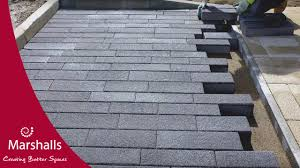Patio Paver Base Material by How To Install Concrete Block Paving Flexibly With A Road Base
