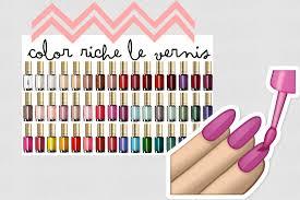 l u0027oreal color riche le vernis the dolls factory
