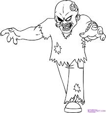 halloween coloring pages zombie olegandreev me