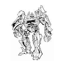 coloriage transformers 3 a imprimer