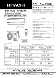 100 hitachi split ac manual carrier split air conditioner