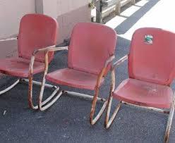 171 best metal lawn chairs images on pinterest vintage metal