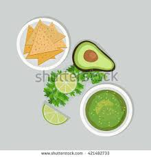 cuisine concept food style cuisine concept เวกเตอร สต อก 421482733