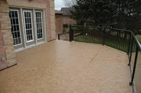 what is vinyl deck flooring waterproof decks