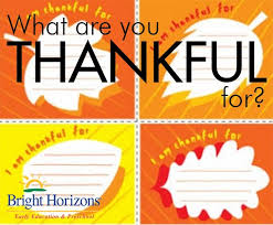 thanksgiving craft ideas for bright horizons
