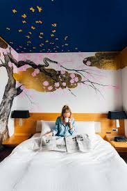 unique stays getting artsy at the park hotel tokyo boutique