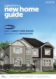 Luxury Home Builder Edmonton by Edmonton New Home Guide Feb 12 2016 By Nexthome Issuu