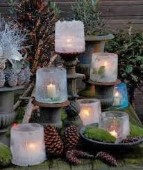 20 diy outdoor decorations for the festive season