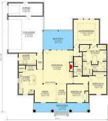 southern home floor plans southern home plan with open layout 56349sm architectural