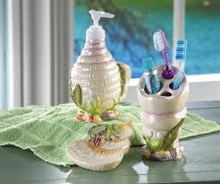 seashell bathroom decor style u2014 office and bedroomoffice and bedroom