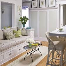 kitchen bench seating with storage treenovation