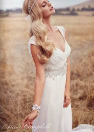 wedding dresses by anna campbell forever entwined collection