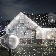 lights falling snow fia uimp