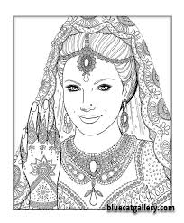 coloring pages women coloring pages zentangles women