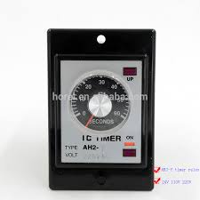 Jual Timer Dc ah2 y timer relay ah2 y timer relay suppliers and manufacturers at