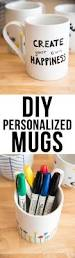 best 25 personalized mugs ideas on pinterest coffee mug sharpie