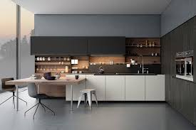 Contemporary Kitchen Cabinets Sleek Contemporary Kitchen Cabinets Designs Including Modern Wood