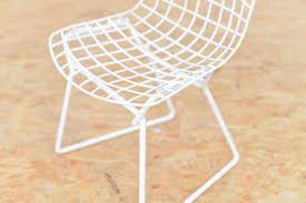 chaise vintage enfant chaise d u0027enfant vintage par harry bertoia pour knoll en vente sur