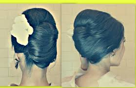 find a hairstyle using your own picture hair tutorial hairstyles with big bouffant french twist your