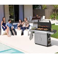 Housse Barbecue Xxl by Barbecue à Gaz Class 3 Rbs L 2000031355 Achat Vente Barbecue