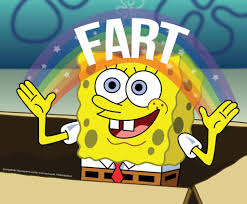 Cake Farts Meme - why your farts sometimes roll up into your labia according to science