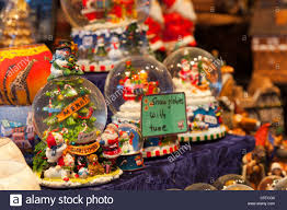 snow globes for sales at at the german market millennium