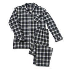 the european flannel pajamas hammacher schlemmer