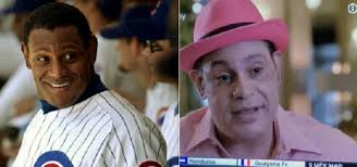 Memes De Sammy - the internet reacts to sammy sosa s new look