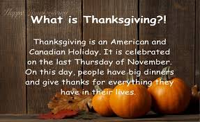 what day is thanksgiving 2018 thanksgiving 2018 history facts