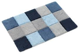 Navy Bath Mat Navy Bath Rug Room S Target Blue And White Striped Mat