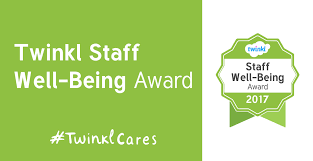 twinkl writing paper the twinkl staff well being award scheme