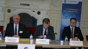 chambre de commerce malo chambre de commerce jean françois garrec réélu à deux voix près