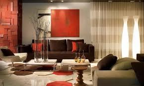 deco canape marron idee deco salon avec canape marron luxe décoration salon avec canape