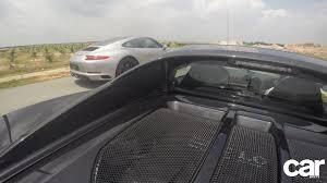 porsche life size sportscar shootout lotus elise 220 sport vs porsche 911 carrera s