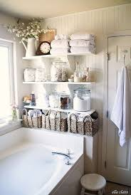 shabby chic bathroom decorating ideas 25 awesome shabby chic bathroom ideas shabby shelves and storage