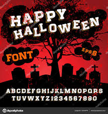 happy halloween font cut out pumpkin letter t royalty free kupuj