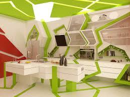 Kitchen Design Studio Cubism In The Kitchen By Gemelli Design Studio Design Milk