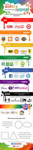 what do color mean company logos choosing the right colors and shapes infographic