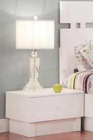 nightstands life line tiffanie vinyl front nightstands xiorex