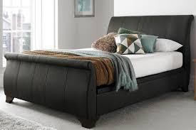 side lift ottoman storage sleigh bed ottoman sleigh beds available from beds on legs beds on legs blog