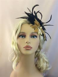 flapper headband diy the great gatsby headpiece gatsby headband 1920s flapper