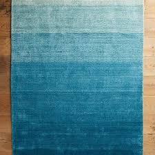 Modern Blue Rug Modern Blue Ombre Rug Products Bookmarks Design Inspiration