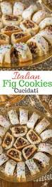 italian fig cookies cucidati sicilian fig cookies or christmas