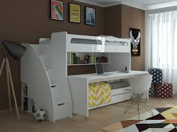 multimo bel mondo twin bunk bed with trundle u0026 reviews wayfair