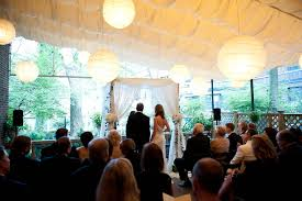 outdoor wedding venues chicago chicago outdoor wedding venues salvatore s is a option
