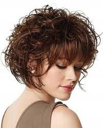 perm hair style for fine layered hair collections of short perm hairstyles pictures short hairstyles