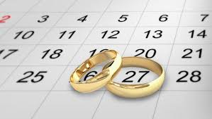 wedding planning calendar wedding planning timeline what to do before your big day cbs news