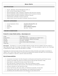 Sprint Resume Anjali Gupta Resume