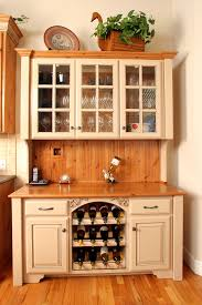 Kitchen China Cabinet Hutch Affordable Custom Cabinets Showroom